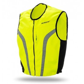 Chaleco Seventy Degrees SD-A1 Refectante Amarillo Fluor