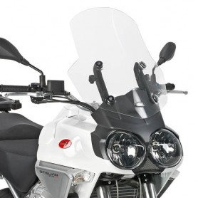 Cúpula Moto Guzzi Stelvio 1200 08-16 Transparente 61x46cms Givi