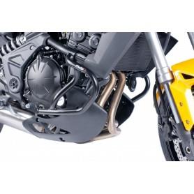 DEFENSA MOTOR KAWASAKI VERSYS 650 10>13 NEGRO PUIG
