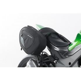 Sistema Completo de Alforjas Blaze Sw-Motech Yamaha MT09 Tracer 2014- en adelante