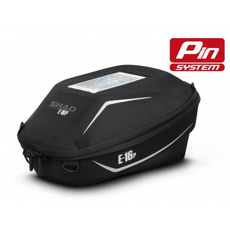 Bolsa Sobredepósito Pin System Shad E16P 15 Litros Expandible