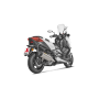Escape YAMAHA X-MAX 300 2017- Akrapovic Acero Inoxidable Slip On Line