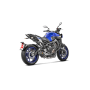 Escape Yamaha MT-09 2017- Akrapovic Carbono Slip On Line