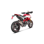 Escape Ducati Hypermotard 939/SP 2016- Akrapovic Titanio Slip On Line
