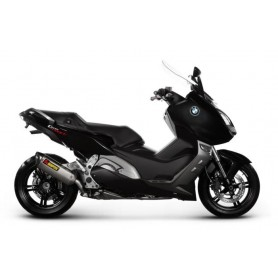 Escape Akrapovic BMW C 600 Sport 12-15 Acero inoxidable Slip-on Line