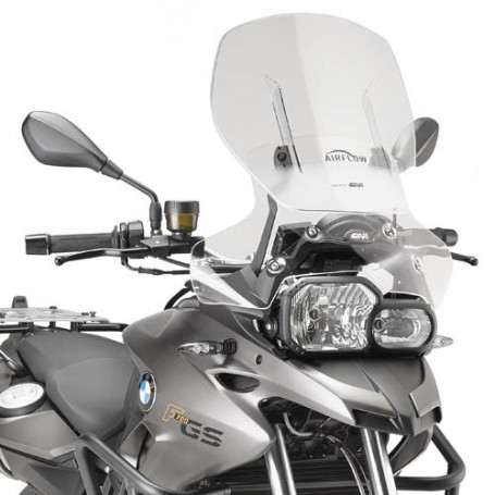 CUPULA GIVI BMW F700GS 2013 EXTENSIBLE AIRFLOW