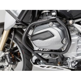DEFENSA MOTOR INFERIOR BMW R1200GS 2013 SW-MOTECH NEGRA