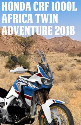 Accesorios para Honda CRF 1000L Africa Twin Adventure 2018-