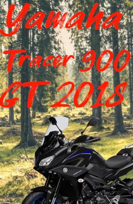 Accesorios YAMAHA Tracer 900 GT 2018-