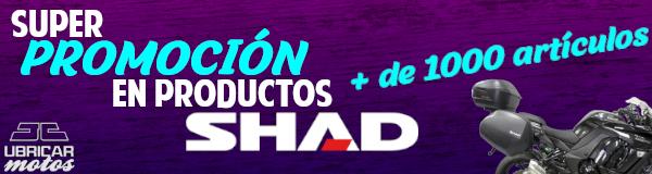Más de 1.000 artículos SHAD con descuentos imbatibles, regalos, portes gratis, promos‼️