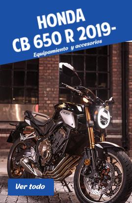 Accesorios para Honda CB 650 R 2019-