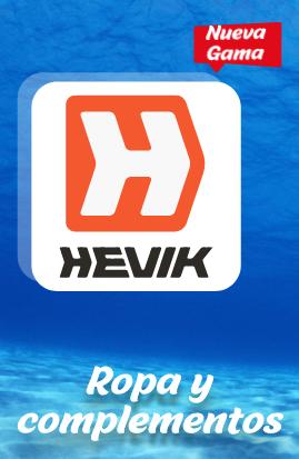 Equipamiento motorista HEVIK