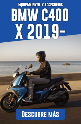 Accesorios para BMW C400 X 2019-