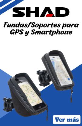 Soportes Smartphone SHAD para moto