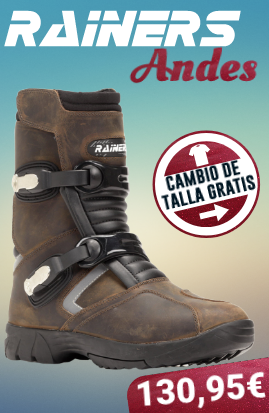 Botas Rainers Andes Trail