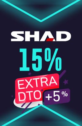 15% dto. SHAD