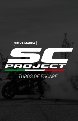 Nueva Marca Tubos de Escape SC-Project