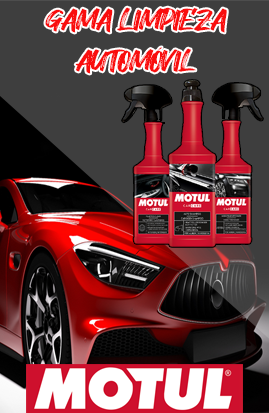 Gama Car Care Motul