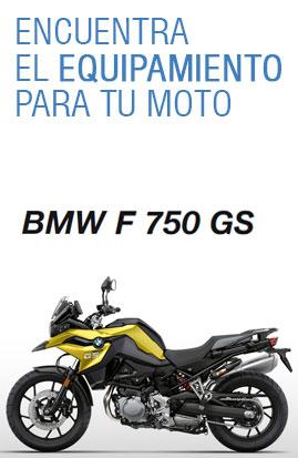 Accesorios BMW F 750 GS 2018-