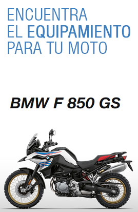 Accesorios BMW F 850 GS 2018-