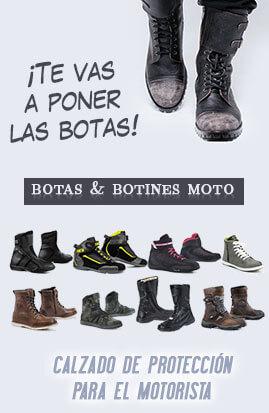 Colección de Botas y Botines de Moto 2018