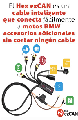 Cable inteligente HEX ezCAN