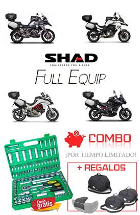Promoción Shad SH35-Sh59X