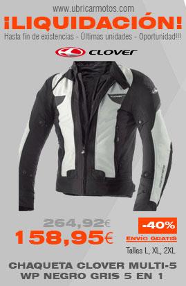 Promoción Chaqueta Clover Multi-5