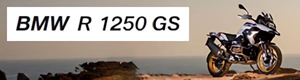Accesorios para BMW R 1250 GS 2018