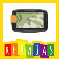 Rebajas GPS para Moto