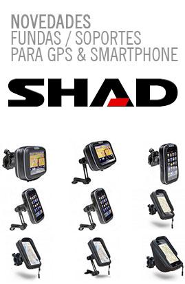 Fundas y soportes Smartphone SHAD