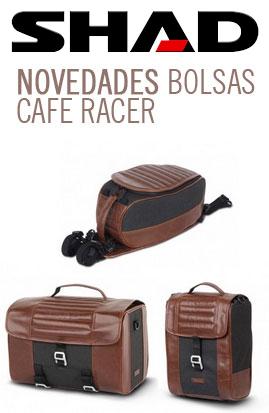 Bolsas Café Racer SHAD