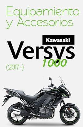 Accesorios Kawasaki Versys 1000 2017-