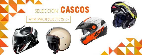 Selección de Cascos de Motocicleta