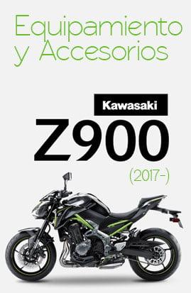 Accesorios Kawasaki Z900 2017