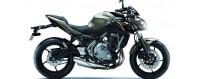 Accesorios de moto para Kawasaki Z650 2017-