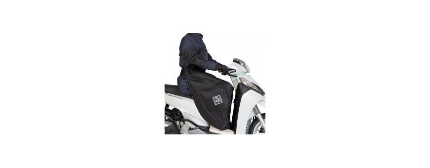 Cubrepiernas para scooter