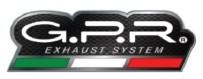Catálogo de escapes para motos GPR