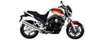 Accesorios de moto para YAMAHA BT 1100 BULLDOG 02-09