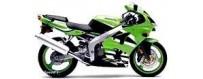 Accesorios de moto para KAWASAKI ZX-6R 00-02