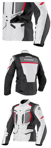 Descripcion Chaqueta Clover Storm