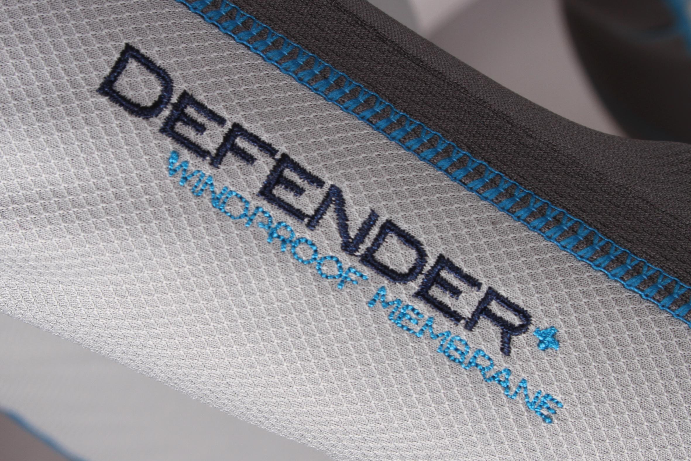 Camiseta Termica Forcefield Tornado 2