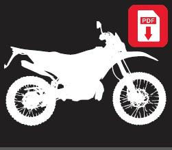 Disco de Freno Galfer Motocross, Enduro, Trial