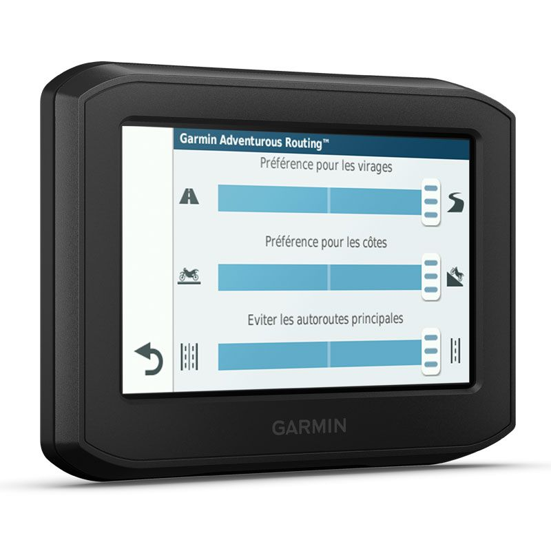 Ventajas Navegador GPS Garmin Zümo 396LM