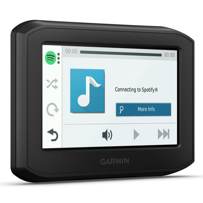 Información Navegador GPS Garmin Zümo 396LM