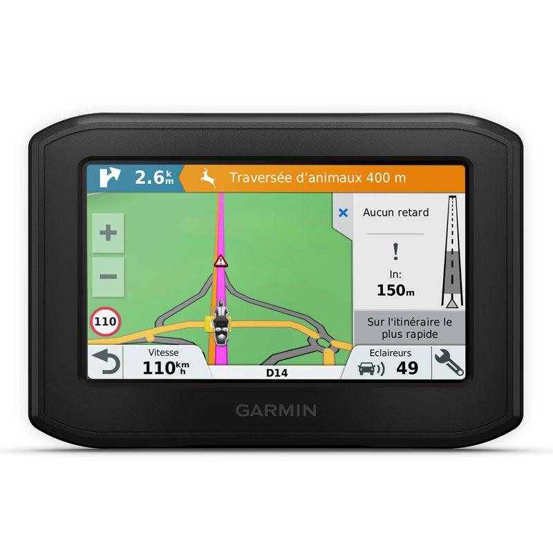 Herramientas Navegador GPS Garmin Zümo 396LM