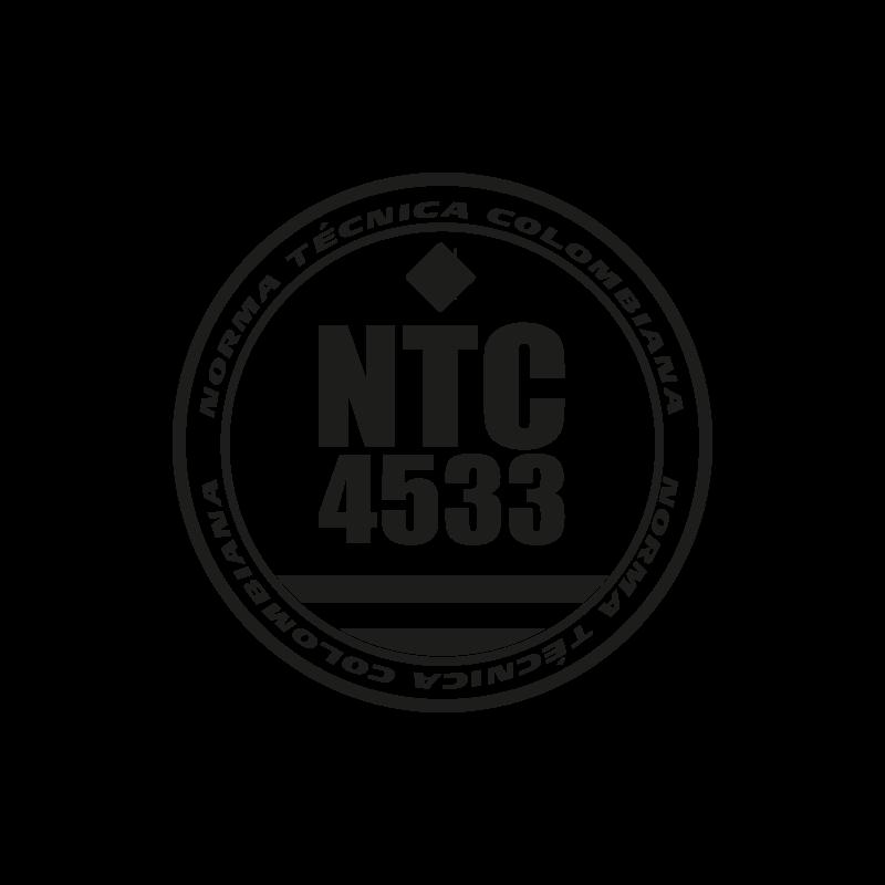 Certificado NTC