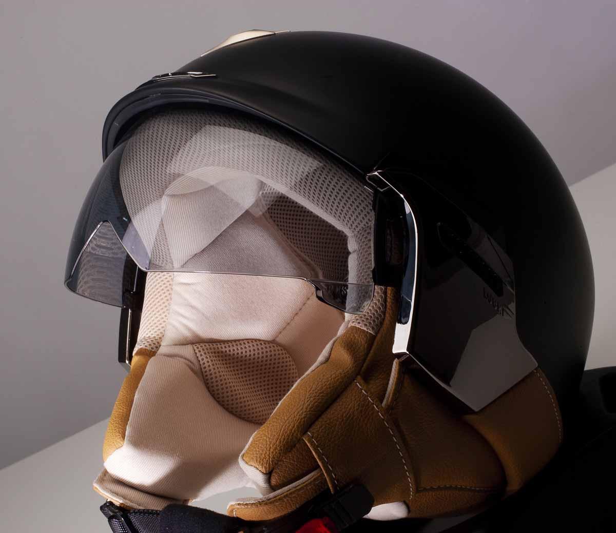limpieza exterior casco scorpion exo
