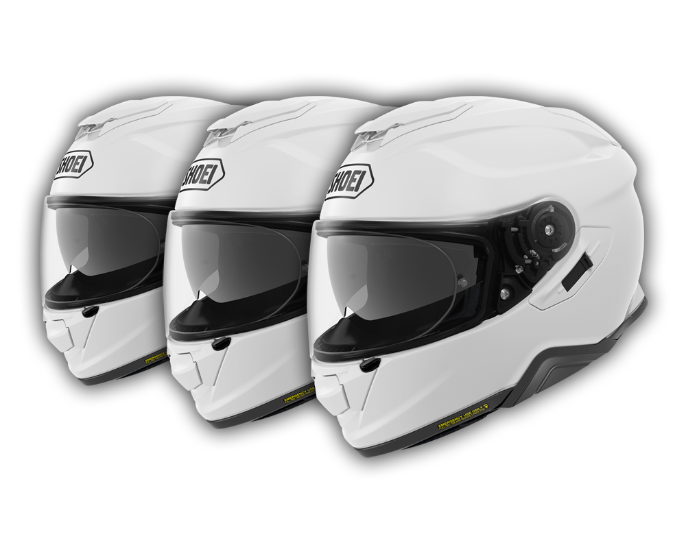 Comodidad Casco SHOEI GT-Air 2 Crossbar TC1 Integral
