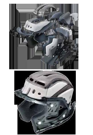 Comodidad: Casco SHOEI Neotec 2 Excursion TC5 Modular